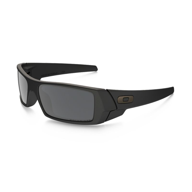 lunettes de soleil oakley gascan matte black black iridium polarized. Black Bedroom Furniture Sets. Home Design Ideas