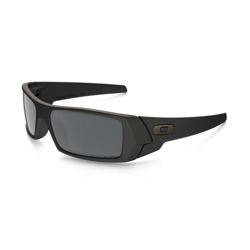 lunettes de soleil oakley gascan matte black black iridium polarized. Black Bedroom Furniture Sets. Home Design Ideas