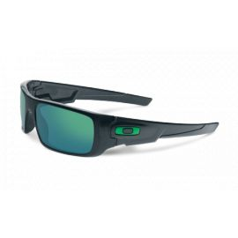 Lunette Oakley - Crankshaft Black Ink/Jade Iridium