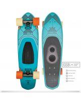 Skate Globe BLAZER GSB Teal (66 cm) HAUT PARLEUR BLUETOOTH
