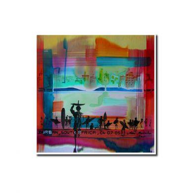 Tableau Remi Bertoche - Impression sur toile - 4