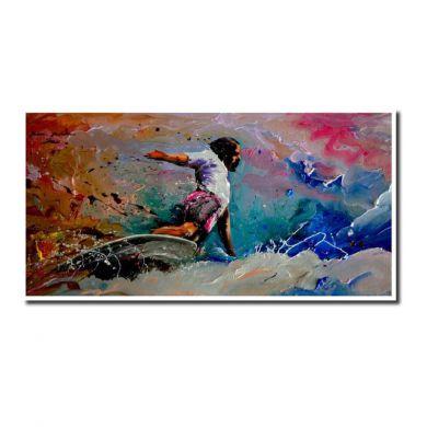 Tableau Remi Bertoche - Impression sur toile - 9