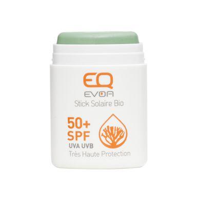 Stick solaire EVOA Vert SPF50+