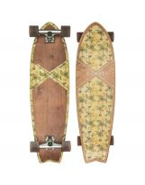 Skate Globe - Chromatic Dark Maple Mareeba