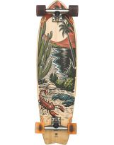 "Skate Globe Chromantic Cruiser 33.1"" - Desert Tropic/Amber"