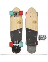 """Skate Globe Blazer 26"""" - Bamboo Mains"""
