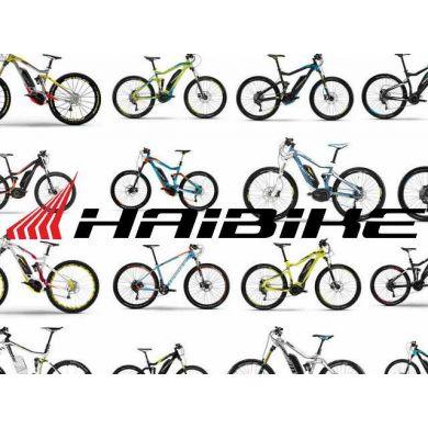 Haibike 2017 - Tout le catalogue sur commande