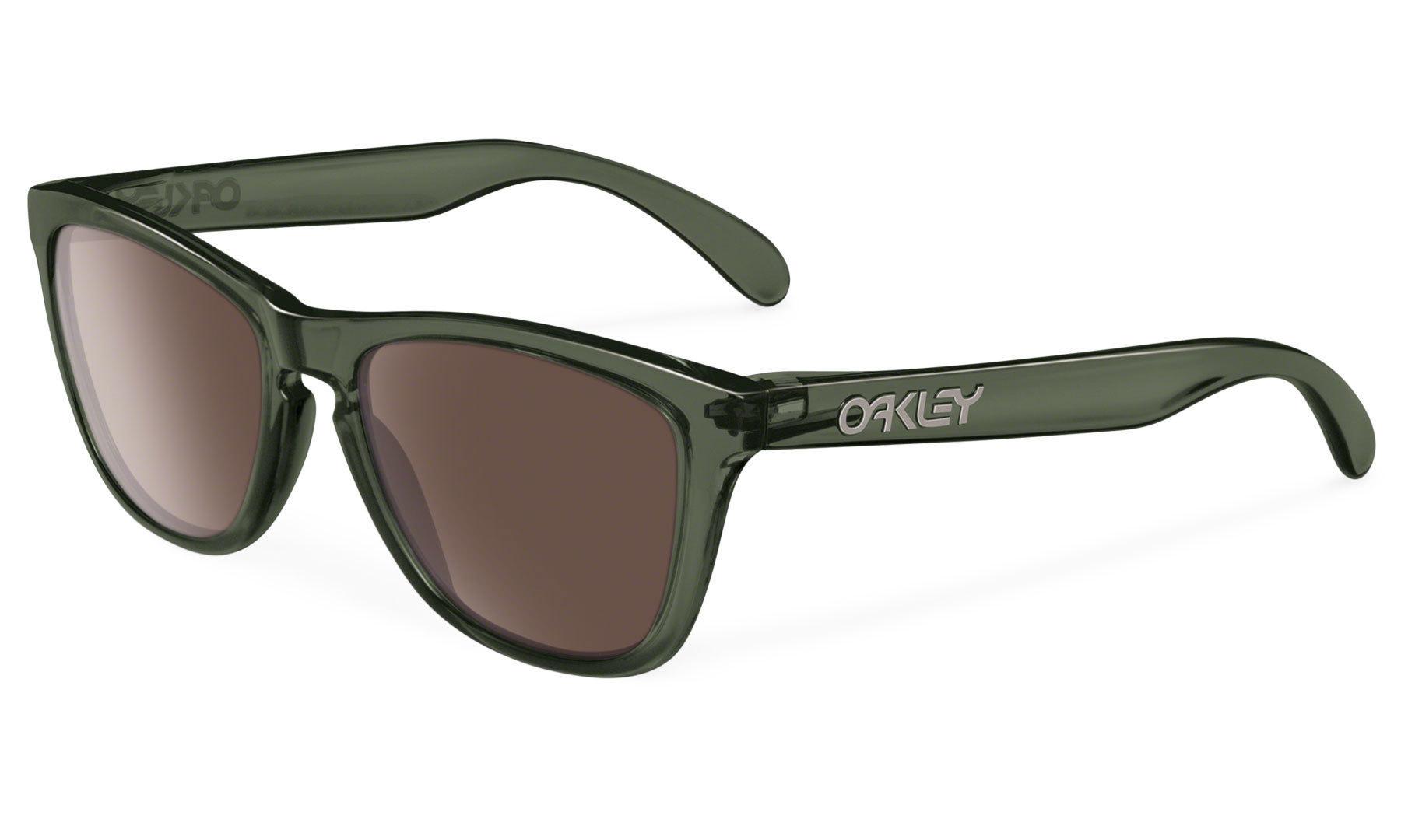 abf534b1ec Lunette Oakley - Frogskins Olive Ink/Warm Grey - Oakley - Lunettes...