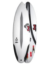 Surf Lost - Quiver Killer - Carbon Wrap 2017