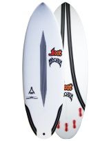 Surf Lost - Puddle Jumper Round Pin - Carbon Wrap