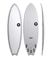 Surf 7S Super Fish Carbon Vector Clear