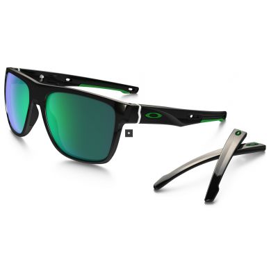 2a61c72461c26 Lunette Oakley - Crossrange XL Polished Black Jade Iridium -...