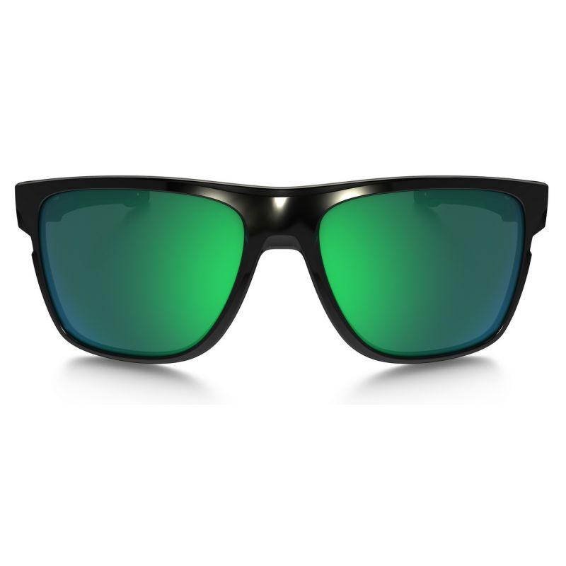 ... Lunette Oakley - Crossrange XL Polished Black Jade Iridium ... da1f3151877d