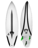 Surf Lost - Sub Driver KA Exacta- Carbon Wrap 2018