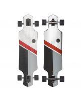 Skate Globe - Geminon 38'' - Red/Silver