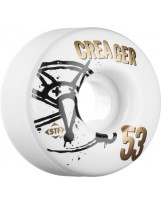 Roues Bones STF Creager 83b Number5 53mm V1