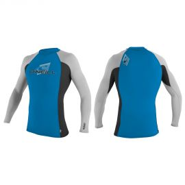 Lycra O'neill Manches Longues - Skin L/S Crew