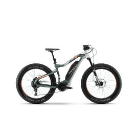 Haibike XDuro FatSix 8.0 Fat Bike 2018 Yamaha PW
