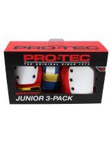 Pack Pro-Tec Junior Retro - Coudières, Genouillères, Poignets