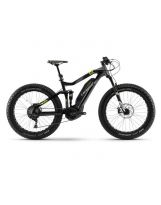 Haibike XDuro Full FatSix 9.0 Fat Bike 2018 Yamaha PW-SE