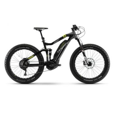 Haibike XDuro Full FatSix 9.0 Fat Bike 2018 Yamaha PW-SE