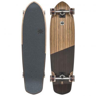Skate Globe - Blazer XL 36'' - ZebraWood & Black