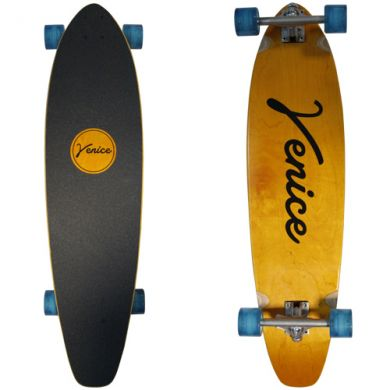 Cruiser Venice Long Wood Color 37""