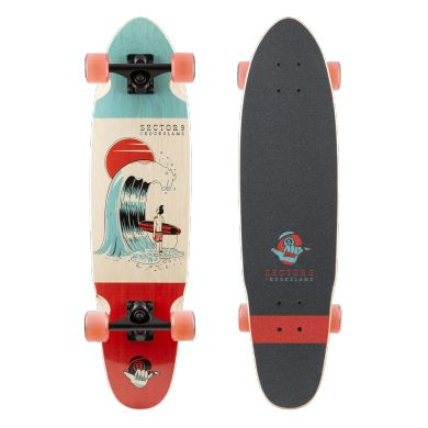 Longskate Sector 9 - Complete Outthere