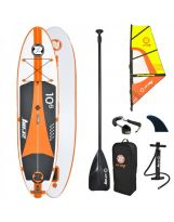 SUP Gonflable Convertible Windsurf ZRay - W2