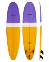 Surf Modern - BlackBird - Lavendar/Orange