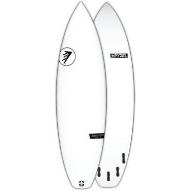 Surf Firewire Pyzel - Stubby Bastard