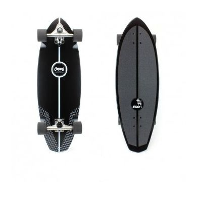Skate Slide Diamond Carving 32""
