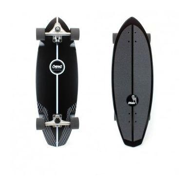 """Skate Slide Diamond Carving 32"""""""