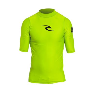 Lycra Rip Curl Manches Courtes - Lime