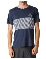 Lycra Rip Curl Manches Courtes - Linear Surflite - Navy