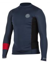Top Rip Curl Aggrolite 1.5 mm L/SL Manches Longues - Red