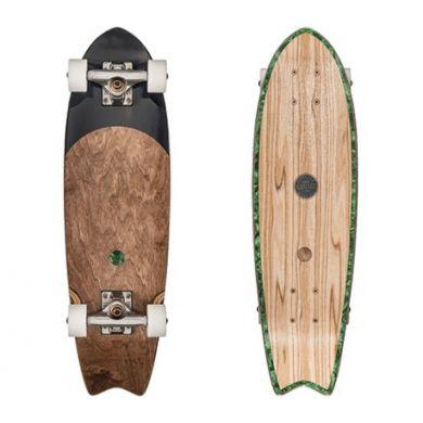 Skate Globe - Sagano 26'' - Olive Wood/Green Pearl