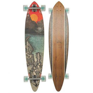 "Skate Globe - Pintail 44"" - Bamboo"