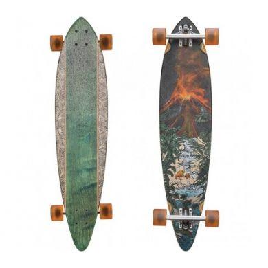 "Skate Globe - Pintail 37"" - Tropical Lava"