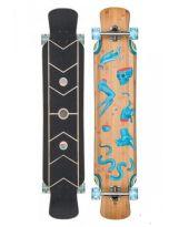 "Skate Globe - Gemion XL 47"" - Bamboo Half Cut Lit"
