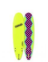 Surf Odysea - The Log 8'0 - Electric Lemon