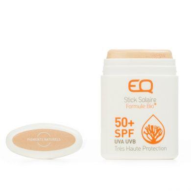 Stick solaire EQ Love - EVOA Doré- SPF50+