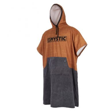 Poncho Mystic - Brown/Gold