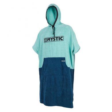 Poncho Mystic - Teal/Mint