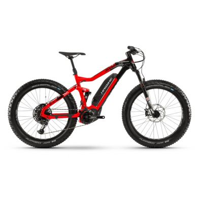Haibike XDuro Full FatSix 10.0 Fatbike 2019 Yamaha PW-X