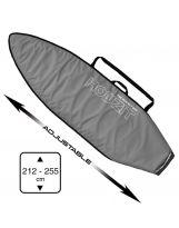 Housse Shortboard et Fish - Ajustable de 7'- 8'6