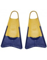 Palmes Arrow Fins Yellow/Blue