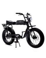 Vélo Electrique - Super 73 SG1 Prenium - Black