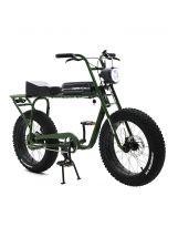 Vélo Electrique - Super 73 SG - Army