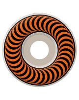 set de 4 Roues Spitfire Classic orange 99a 53mm